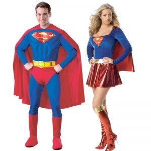 superman-superwoman